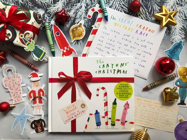 Drew Daywalt: The Crayons' Christmas