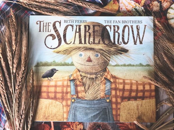 Beth Ferry: The Scarecrow